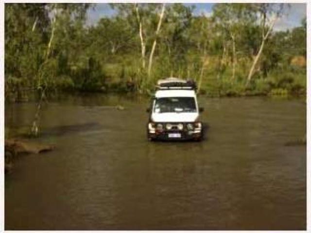 Как пересекать реки и ручьи