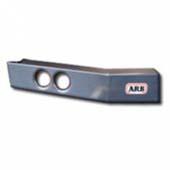Панель-заглушка к заднему бамперу ARB (если не ставится калитка), левая, черный цвет