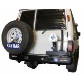 Бампер Kaymar для Toyota Land Cruiser 78
