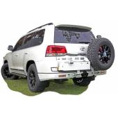 Бампер Kaymar для Toyota Land Cruiser 200 2015+