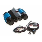 Компрессор ARB двойной для активации блокировок и накачки шин