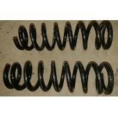 Пружины передние (комплект) от Prado 120 4.0 с пневмоподвеской