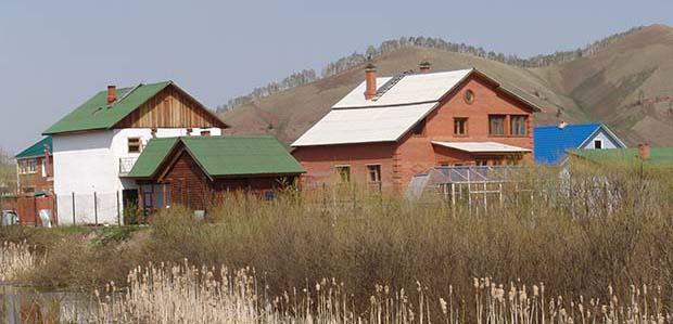 Продается коттедж в 5 км от Красноярска
