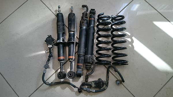 tokico oem suspension prado 120