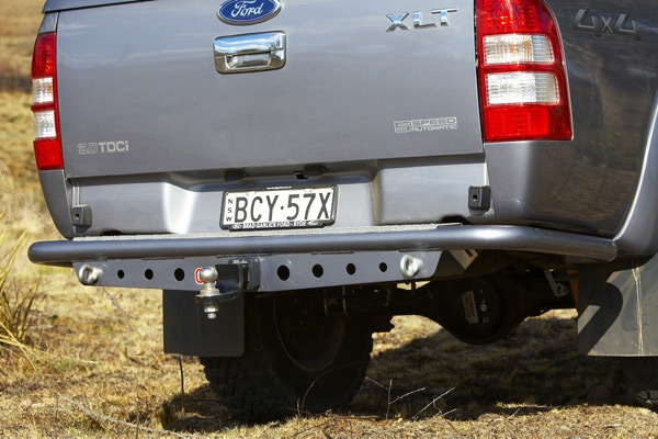 Rear Step Tow Bar Ford Ranger/Mazda BT-50